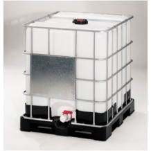 1000ltr Standard Reconditioned IBC plastic pallet