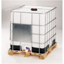 1000LTR STANDARD RECONDITIONED IBC TIMBER PALLET – G2