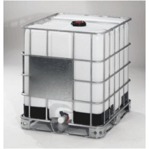 1000ltr UN Approved Reconditioned IBC steel pallet