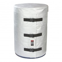 Drum Heater for foodstuff