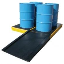 Containment Flooring (4 Drum)