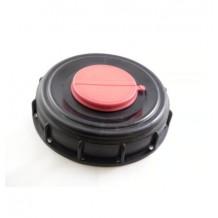 """IBC lid 150mm (6"""") + overpressure vent"""
