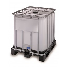 1000LTR STANDARD RECONDITIONED IBC PLASTIC PALLET – G2