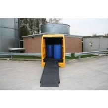 Spill Pallet SJC45 - 4 Drum Bund (485ltr)