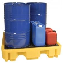 Medium Drum Bund - 4 Drum Yellow