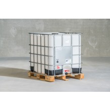New 1000ltr IBC Container timber pallet UN approved
