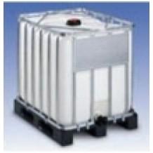 Rebottled IBC With Larger 220mm Lid Plastic pallet