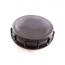 Reconditioned IBC lid 150mm solid