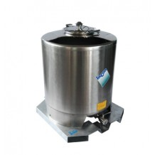 SBP1000 Stainless Steel IBC. Designed For Brewing and Associated Industries