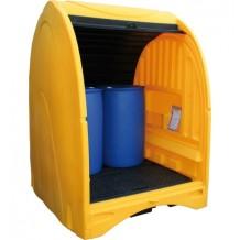 Spill Pallet SJC4 - 4 Drum Bund (250ltr)