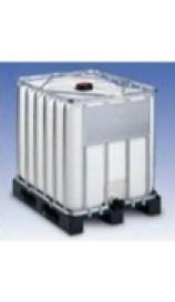 Rebottled IBC plastic pallet standard