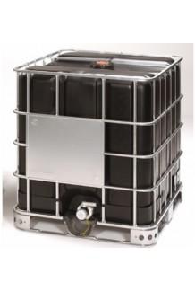 1000ltr Standard Black Reconditioned IBC steel pallet