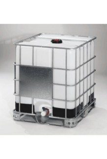 1000ltr Standard Reconditioned IBC steel pallet