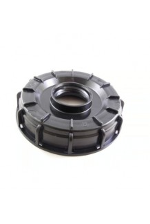 "150mm (6"") IBC Lid with TRI-SURE 56 x 4 Opening"