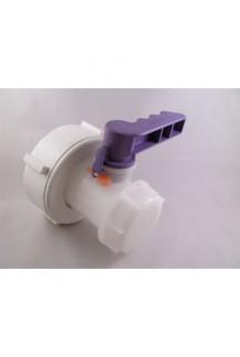 2 Inch Repaltainer Valve - Fluoraz