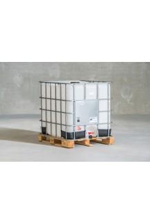 Rebottled IBC timber pallet standard 1000L