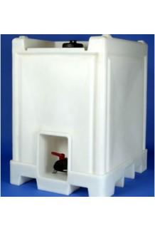 Heated IBC container - BI-BC