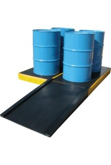 Containment Flooring (4 Drum)