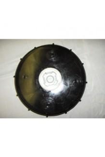 """IBC lid 220mm (9"""") + overpressure vent"""