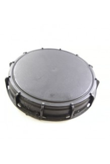 "IBC lid 220mm (9"") solid"