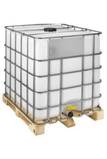 Rebottled IBC timber pallet standard