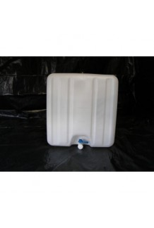 Replacement inner bottle - WHITE (Opaque) 2inch ETFE valve 150mm lid